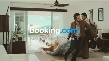 Booking.com TV Spot, \'Time to Go\'