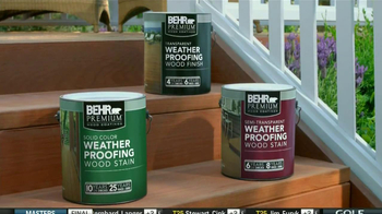 BEHR Paint TV Spot, 'Weather Proofing' - Thumbnail 9
