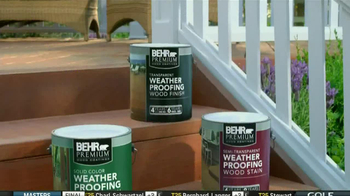 BEHR Paint TV Spot, 'Weather Proofing' - Thumbnail 8