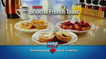 IHOP Brioche French Toast TV Spot, \'Vegas\'