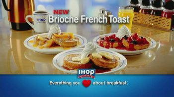 IHOP Brioche French Toast TV Spot, 'Vegas'