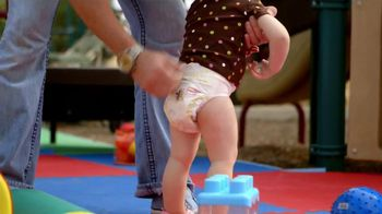 Huggies Surefit TV Spot, 'Rough & Tumble Test' - 930 commercial airings