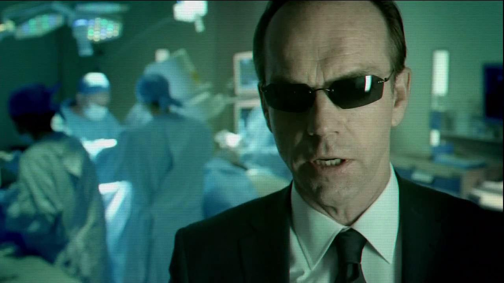 General Electric TV Commercial, 'Agent of Good' Featuring Hugo Weaving