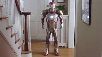 Verizon TV Spot, 'Science Project' Featuring Iron Man