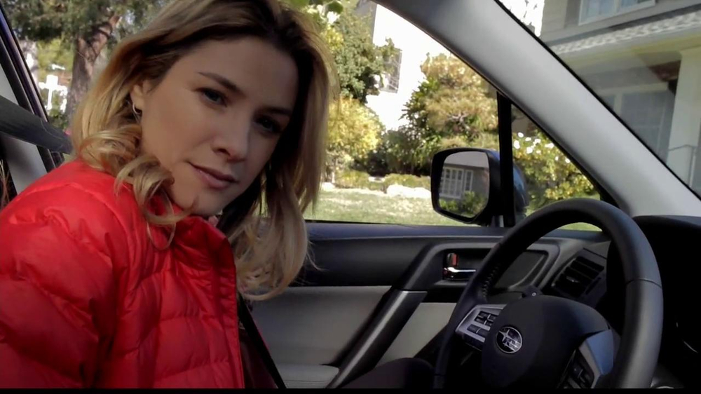 Subaru Forester Tv Commercial Grew Up In The Backseat Ispot Tv
