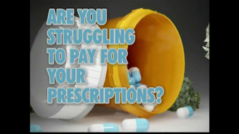 Free RX Network TV Spot, \'Struggling to Pay\'