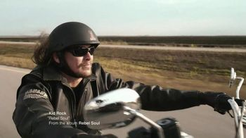 Harley-Davidson TV Spot, 'Freedom' Featuring Kid Rock