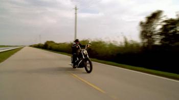 Harley-Davidson TV Spot, 'Freedom' Featuring Kid Rock - Thumbnail 4