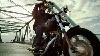 Harley-Davidson TV Spot, 'Freedom' Featuring Kid Rock - Thumbnail 6