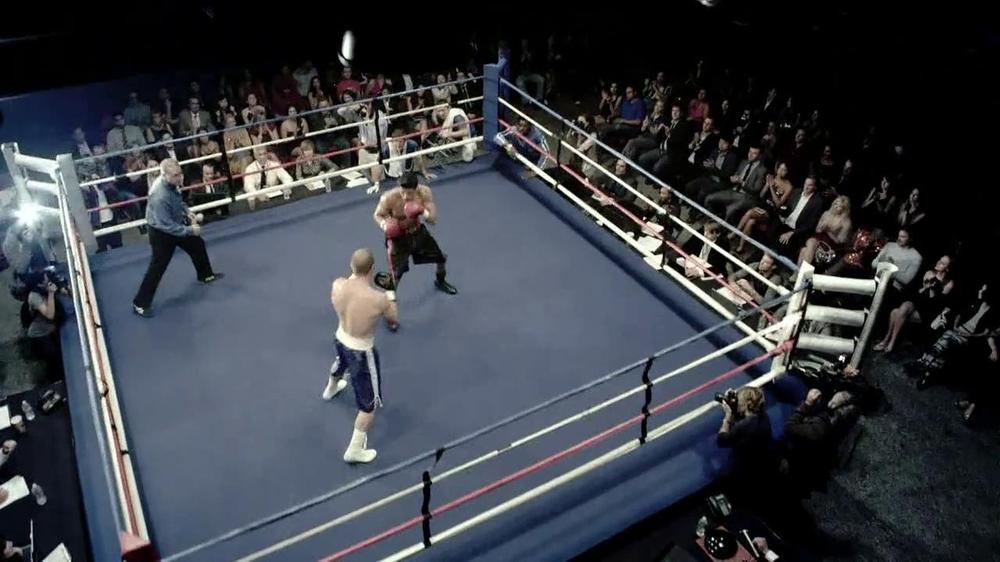 Gillette Fusion ProGlide TV Commercial, 'Boxing'