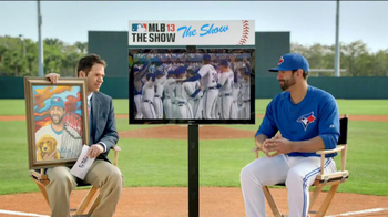 MLB 13: The Show TV Spot Featuring Jose Bautista - Thumbnail 8