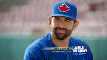 MLB 13: The Show TV Spot Featuring Jose Bautista - Thumbnail 2