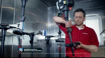 Troy-Bilt 4-Cycle String Trimmers TV Spot, 'The Moment'