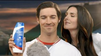 Head & Shoulders with Old Spice TV Spot, 'Microphone' Feat. C.J. Wilson - 319 commercial airings