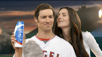 Head & Shoulders with Old Spice TV Spot, 'Microphone' Feat. C.J. Wilson - Thumbnail 4