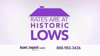 Loan Depot TV Spot