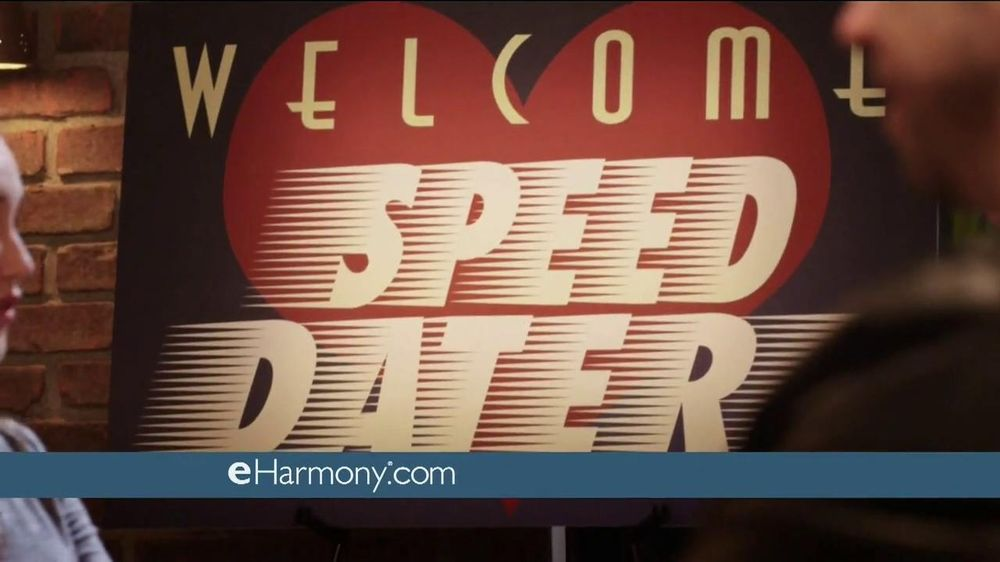 About eHarmony TV Commercial, 'Speed Dating'
