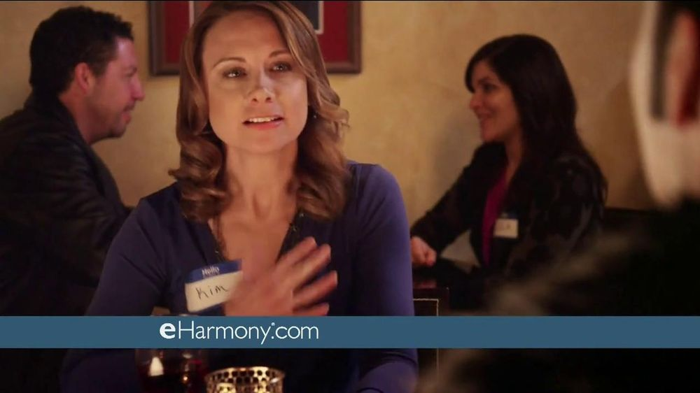 Speed dating eharmony commercial