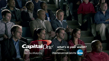 Capital One Venture TV Spot, 'Upset' Ft. Alec Baldwin, Charles Barkley - 14 commercial airings