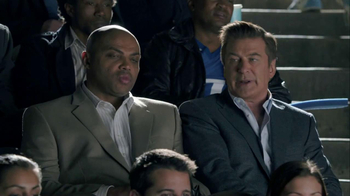 Capital One Venture TV Spot, 'Upset' Ft. Alec Baldwin, Charles Barkley - Thumbnail 5