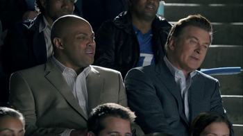 Capital One Venture TV Spot, 'Upset' Ft. Alec Baldwin, Charles Barkley - Thumbnail 6