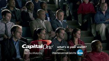 Capital One Venture TV Spot, 'Upset' Ft. Alec Baldwin, Charles Barkley - 14 commercial airings