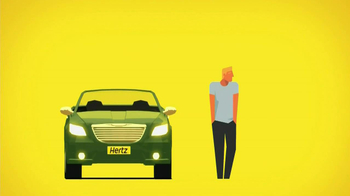 Hertz Gold Choice TV Spot, Featuring Owen Wilson  - Thumbnail 4