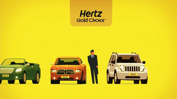 Hertz Gold Choice TV Spot, Featuring Owen Wilson  - Thumbnail 6