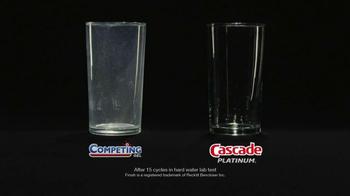 Cascade Platinum TV Spot, 'Sparkles' - Thumbnail 7