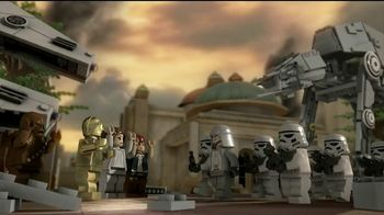 LEGO Star Wars: The Empire Strikes Out DVD TV Spot