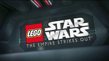 LEGO Star Wars: The Empire Strikes Out DVD TV Spot - Thumbnail 9