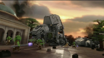 LEGO Star Wars: The Empire Strikes Out DVD TV Spot - Thumbnail 2