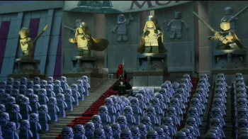 LEGO Star Wars: The Empire Strikes Out DVD TV Spot - Thumbnail 4