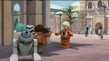 LEGO Star Wars: The Empire Strikes Out DVD TV Spot - Thumbnail 5