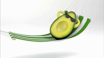 Avocados From Mexico TV Spot, 'Hammock'