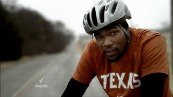 Degree Deodorants Men TV Spot, 'Do More' Featuring Kevin Durant