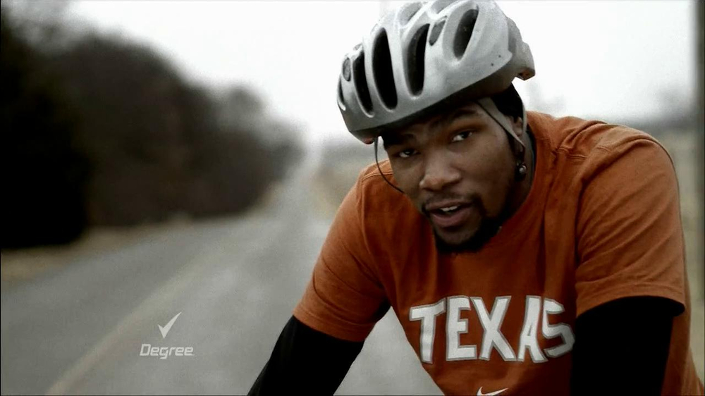 Degree Deodorants Men TV Commercial, 'Do More' Featuring Kevin Durant