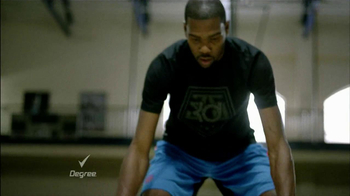 Degree Deodorants Men TV Spot, 'Do More' Featuring Kevin Durant - Thumbnail 4