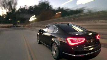 Kia Cadenza TV Spot, 'Change'