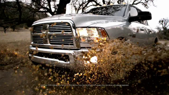 Ram Truck Month TV Spot, 'What Ford and Chevy Don't' - Thumbnail 2