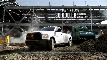 Ram Truck Month TV Spot, 'What Ford and Chevy Don't' - Thumbnail 3
