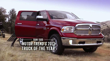 Ram Truck Month TV Spot, 'What Ford and Chevy Don't' - Thumbnail 6