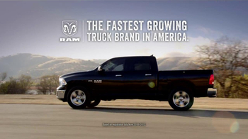 Ram Truck Month TV Spot, 'What Ford and Chevy Don't' - Thumbnail 7