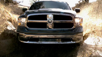 Ram Truck Month TV Spot, 'What Ford and Chevy Don't' - Thumbnail 8