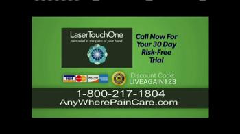 LaserTouchOne TV Spot