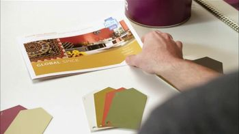 HGTV HOME by Sherwin-Williams TV Spot, 'Color Flow' Feat. David Bromdstad - Thumbnail 5