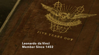 Arrow Electronics TV Spot, 'Leonardo da Vinci' - Thumbnail 1