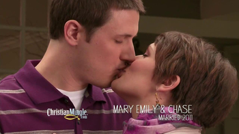 ChristianMingle.com TV Spot, 'Mary & Chase: God's Plan'