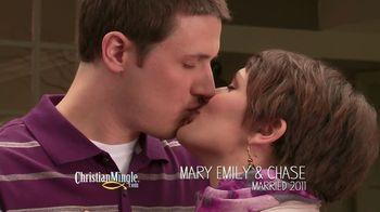 ChristianMingle.com TV Spot, 'Mary & Chase: God's Plan'