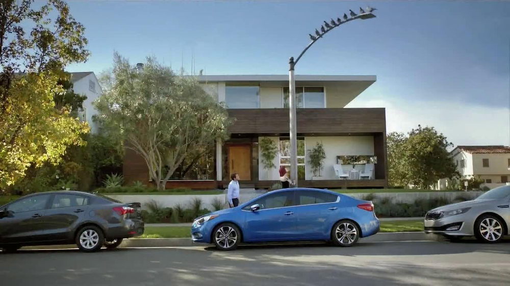 2014 Kia Forte TV Commercial, 'Street Light' Song by College and Electric Youth